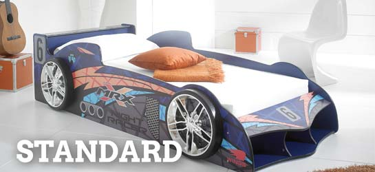 Standard Racing Car Beds - Car Bed Shop