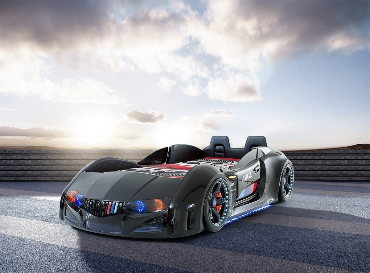 Bmw M Sport Race Car Bed Black Car Bed Shop Kids Bed