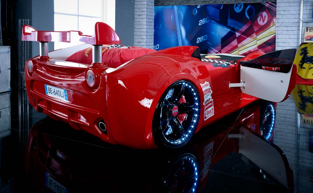 Gt999s Race Car Bed Red Car Bed Shop Kids Bed Shop