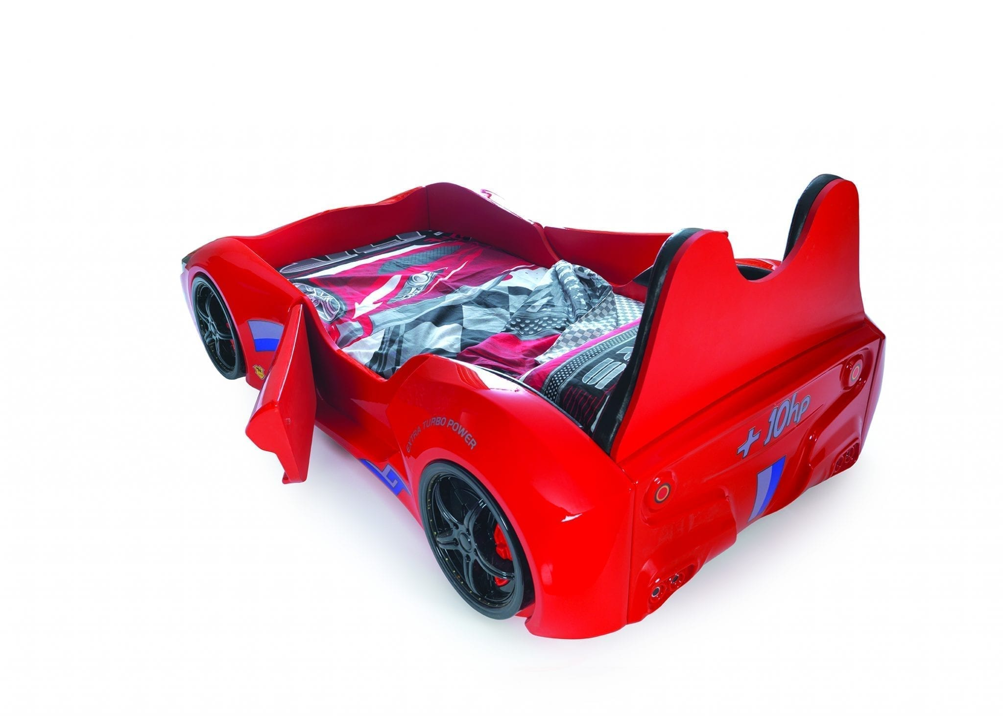 Cabrio Race Car Bed Red Car Bed Shop Kids Bed Shop