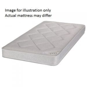 Standard Sprung Mattress Single