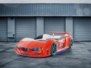 BMW RED SPOILER FRONT RIGHT (2)